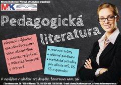 Půjčování pedagogické literatury